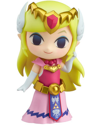 ZELDA: THE WIND WAKER HD – NENDOROID