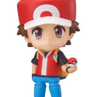 TRAINER RED – POKÉMON – NENDOROID