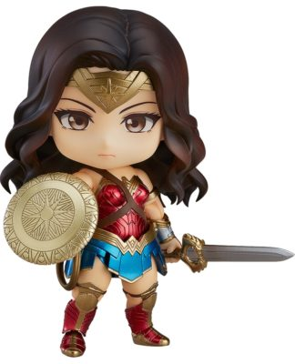 WONDER WOMAN: HERO'S EDITION – NENDOROID