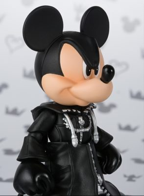 KING MICKEY (KINGDOM HEARTS II) – S.H.FIGUARTS