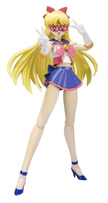 "SAILOR V"" MOON"" – S.H. FIGUARTS"