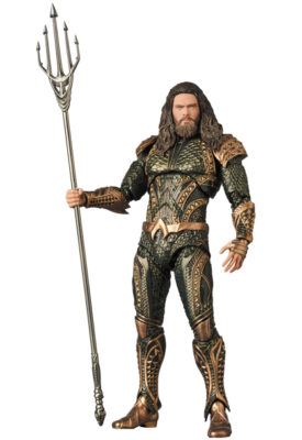 AQUAMAN  MAFEX – JUSTICE LEAGUE