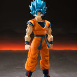Goku Super Sayajin Blue – Dragon Ball: Super – S.H.Figuarts