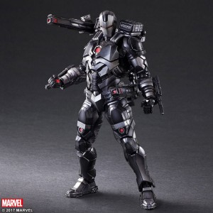 WAR MACHINE  – MARVEL UNIVERSE VARIANT – PLAY ARTS-KAI