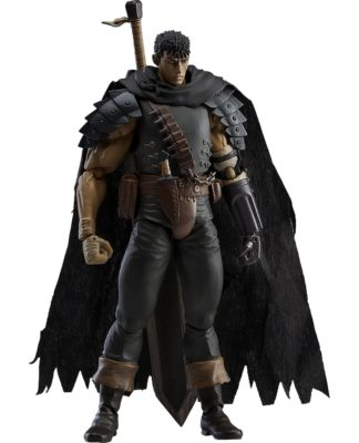 Guts Black Swordsman Ver. Repatin Edition – Berserk – Figma