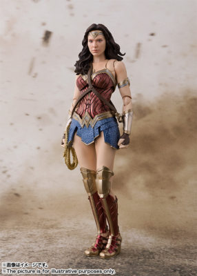 WONDER WOMAN (JUSTICE LEAGUE) – S.H.FIGUARTS