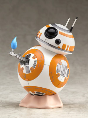 BB-8 – STAR WARS: THE LAST JEDI – NENDOROID