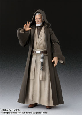 BEN KENOBI – Star Wars: Episode IV A New Hope – S.H.FIGUARTS