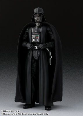 DARTH VADER – Star Wars: Episode IV A New Hope – S.H.FIGUARTS