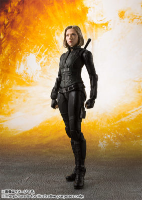 Black Widow (Avengers: Infinity war) – S.H.Figuarts (RESERVA 50% DO VALOR)