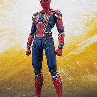 Iron Spider (Avengers: Infinity War) – S.H.Figuarts (RESERVA 50% DO VALOR)