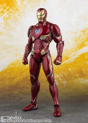 Iron Man Mark 50 (Avengers: Infinity War) – S.H.Figuarts
