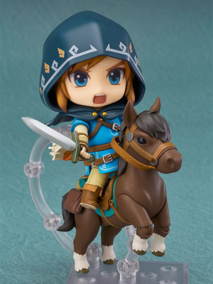 Link: Breath of the Wild Ver. DX Edition – Nendoroid