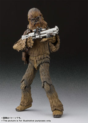 Chewbacca – Solo: A Star Wars Story – S.H.Figuarts
