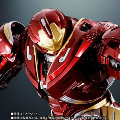 Hulkbuster Mark 2 (Avengers: Anfinity War) – Limited Edition – Chogokin x S.H.Figuarts