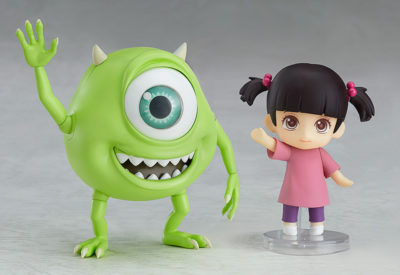 Mike & Boo Set: Standard Ver – Monstros S.A. – Nendoroid