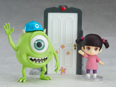 Mike & Boo Set: DX Ver – Monstros S.A. – Nendoroid