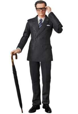 "HARRY ""GALAHAD"" HART – KINGSMAN – MAFEX"