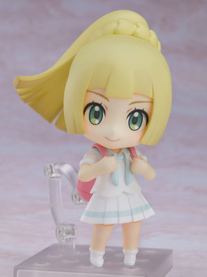 Lively Lillie – Pokémon – POKEMON CENTER ONLINE LIMITED EDITION – Nendoroid