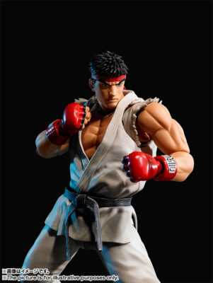 RYU – STREET FIGHTER – S.H.FIGUARTS