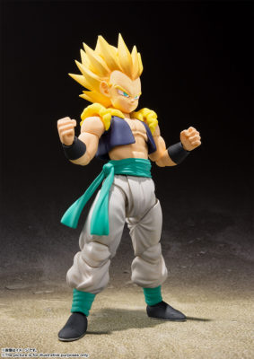 GOTENKS – S.H.FIGUARTS – DRAGON BALL Z