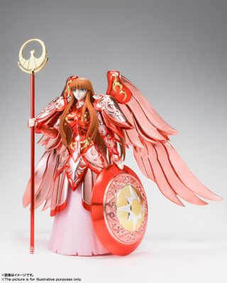 Athena 15th Anniversary Ver – Saint Cloth Myth (RESERVA 50% DO VALOR)