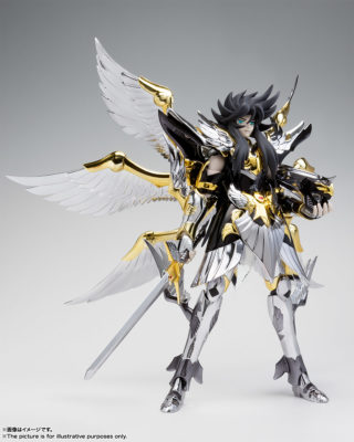 Hades 15th Anniversary Ver – Saint Cloth Myth (RESERVA 50% DO VALOR)