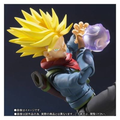Future Trunks – Dragon Ball: Super – Limited Edition – S.H.Figuarts