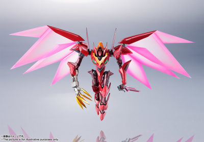Metal Robot Damashii (Side KMF) Guren S.E.I.T.E.N. Eight Elements