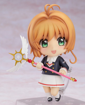 Sakura Kinomoto: Tomoeda Junior High Uniform Ver – Nendoroid
