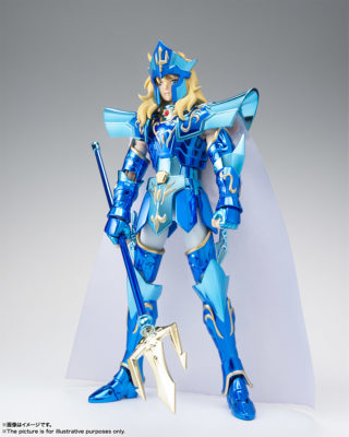 Poseidon – 15th Anniversary Version – Saint Seiya Cloth Myth