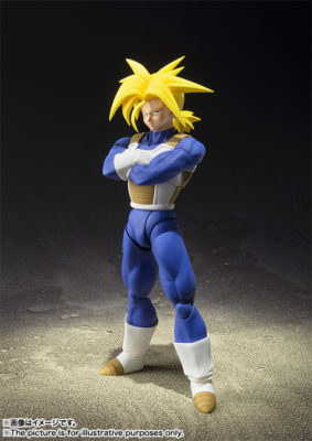 Super Saiyan Trunks – S.H.Figuarts
