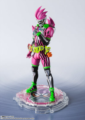 Kamen Rider Ex-Aid Action Gamer Level 2 -20 Kamen Rider Kicks Ver.- S.H.Figuarts