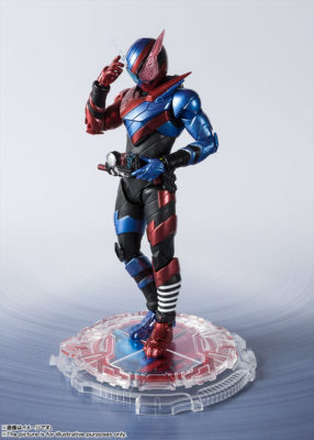 Kamen Rider Build Rabbit Tank Form -20 Kamen Rider Kicks Ver.- S.H.Figuarts