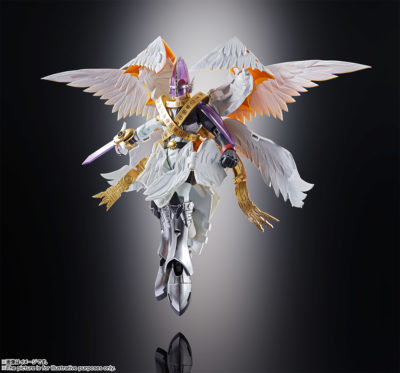 Holy Angemon – Digivolving Spirits