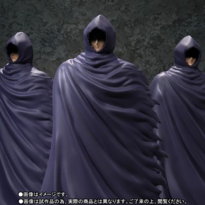 Mysterious Surplice 3 Body Set  Bandai Premium Limited Edition – Myth Cloth EX