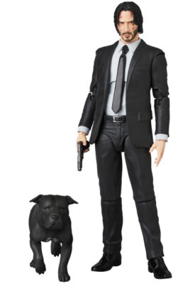 John Wick (Chapter 2) – MAFEX