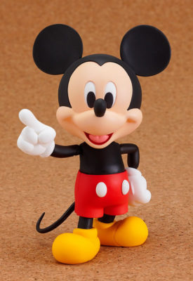 Mickey Mouse – Nendoroid