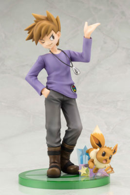 Green with Eevee – Pokemon Series – ARTFX J