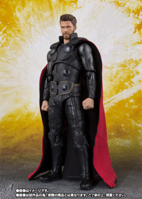 Thor (Avengers: Infinity War)  Bandai Premium Limited Edition – S.H.Figuarts