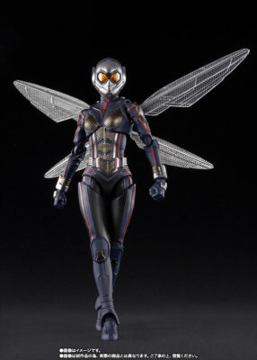 Wasp & Tamashii Stage – Ant-Man and the Wasp S.H.Figuarts