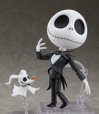 Jack Skellington – The Nightmare Before Christmas – Nendoroid (25% Reserva)