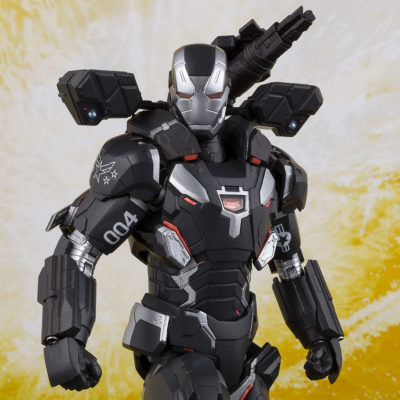 War Machine Mk-4 (Avengers: Infinity War) – S.H.Figuarts – Bandai Premium Limited Edition