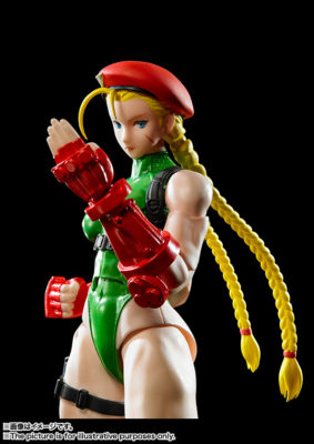Cammy –  Street Fighter – S.H.Figuarts