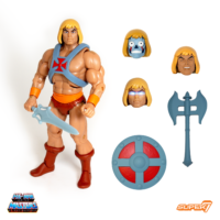 He-Man – Masters of the Universe Club Grayskull Ultimates