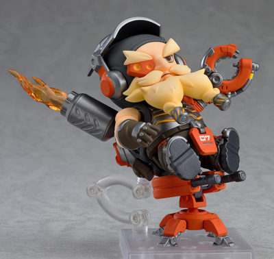 Torbjörn: Classic Skin Edition Overwatch – Nendoroid