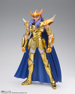 Cloth Myth – Scorpio Milo Saintia Sho Color Edition
