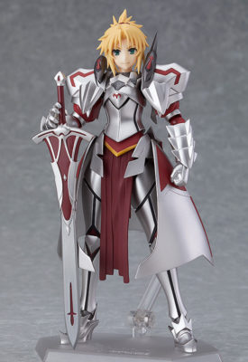 "Mordred – Saber of ""Red"" – Fate/Apocrypha – Figma"