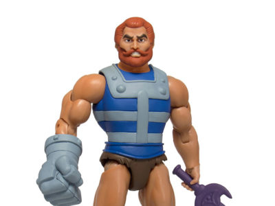 Fisto – Masters of the Universe Classics Club Grayskull