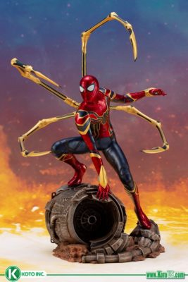 Iron Spider – Infinity War – ARTFX+